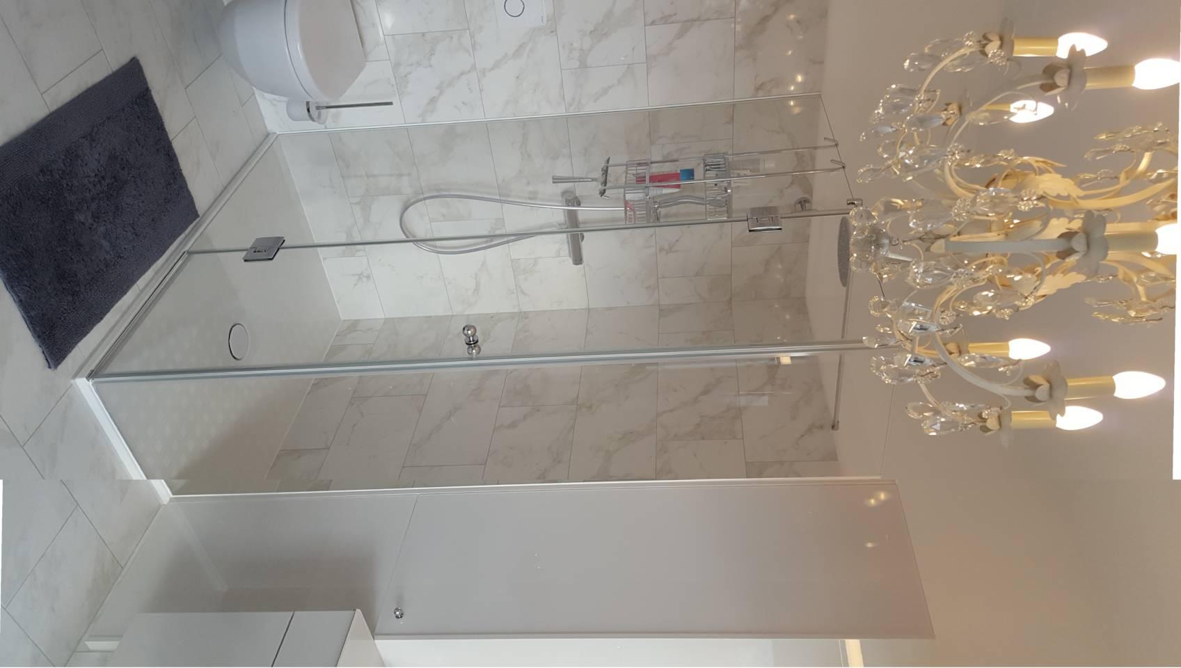 glasdusche duschkabine demenga glas ag. Black Bedroom Furniture Sets. Home Design Ideas