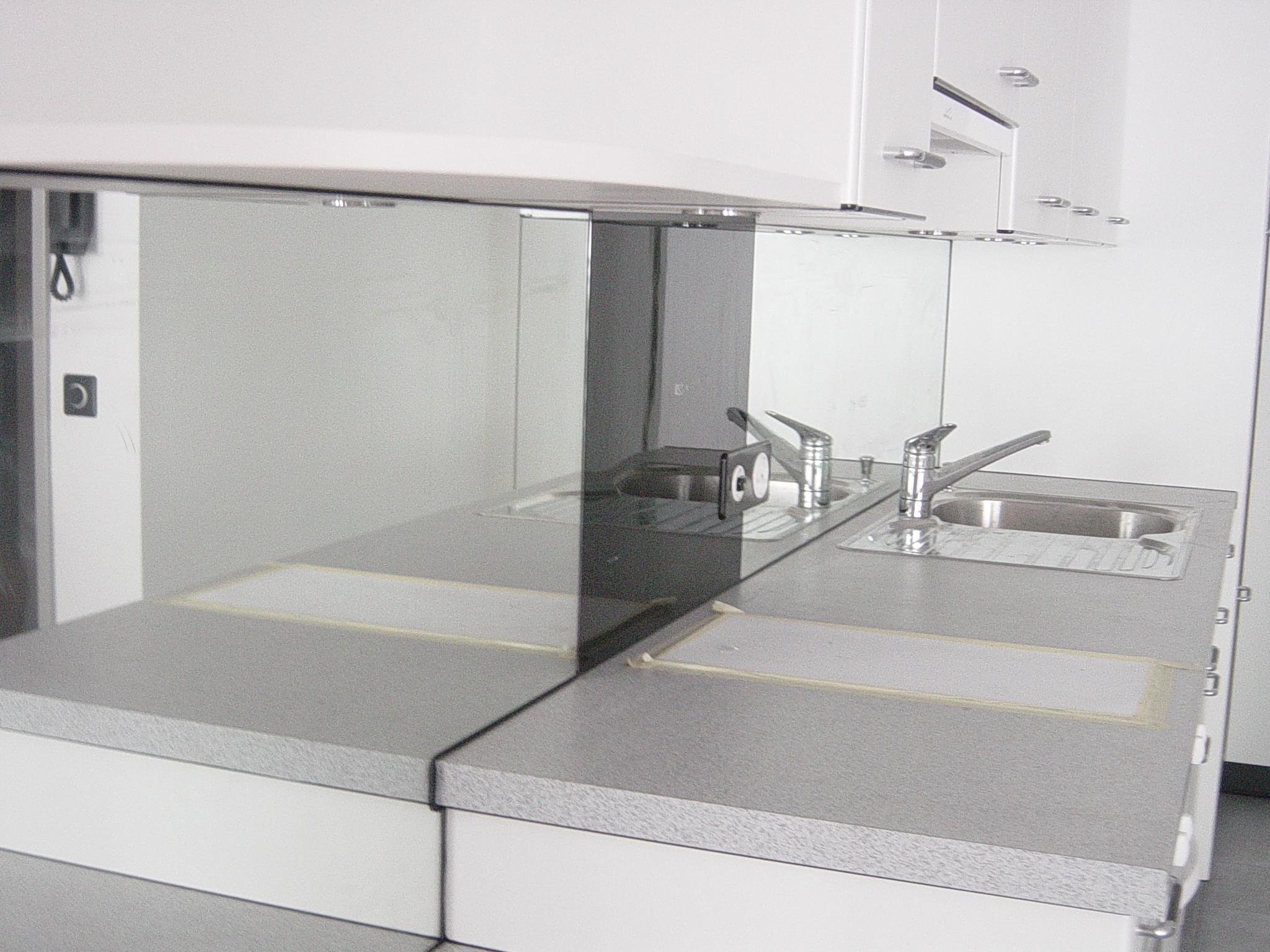 k chenverglasung demenga glas ag. Black Bedroom Furniture Sets. Home Design Ideas
